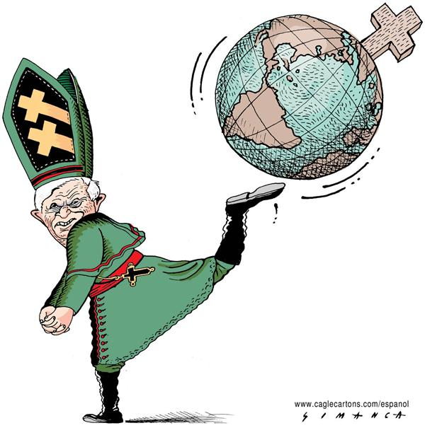 15157 600 The Most Provocative Pope Benedict XVI Cartoons cartoons
