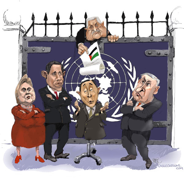 Riber Hansson - Sweden - Abbas apply for membership in UN - English - Palestine, Israel, UN Abbas, Middle East, Netanyahu