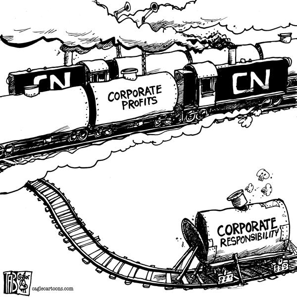Tab - The Calgary Sun - CANADA CN Spill - English - Canada CN Canadian National Oil Spill Clean Up
