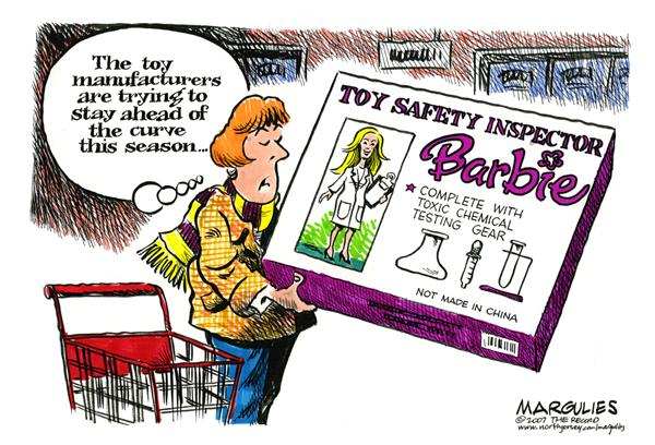 44050 600 Toy safety cartoons