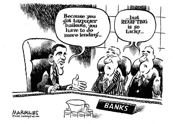 72342 600 Obama and Bankers cartoons