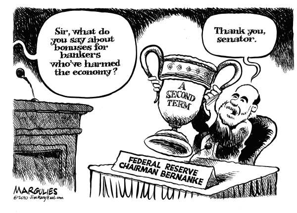 74051 600 Bernanke confirmed for second term cartoons