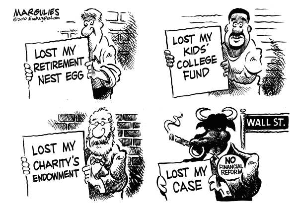 77516 600 Financial Reform cartoons