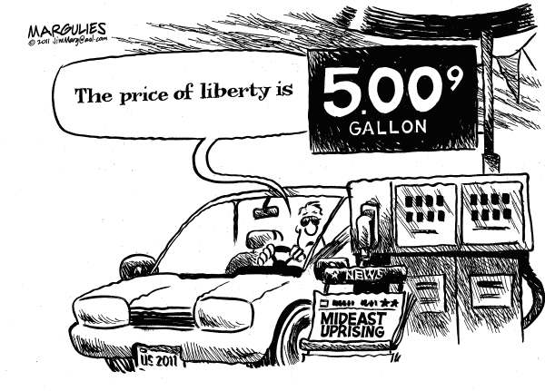 89639 600 Gas prices and Mideast uprising cartoons