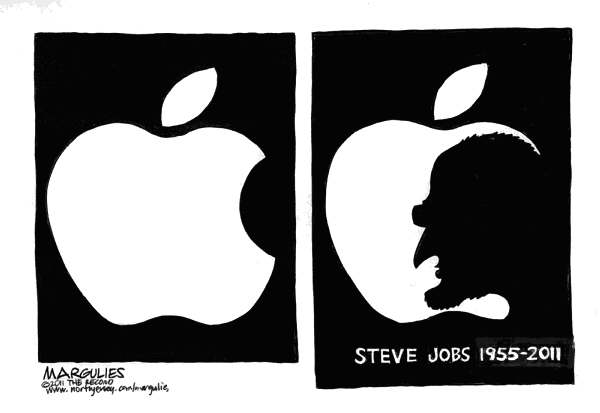 99035 600 Steve Jobs cartoons