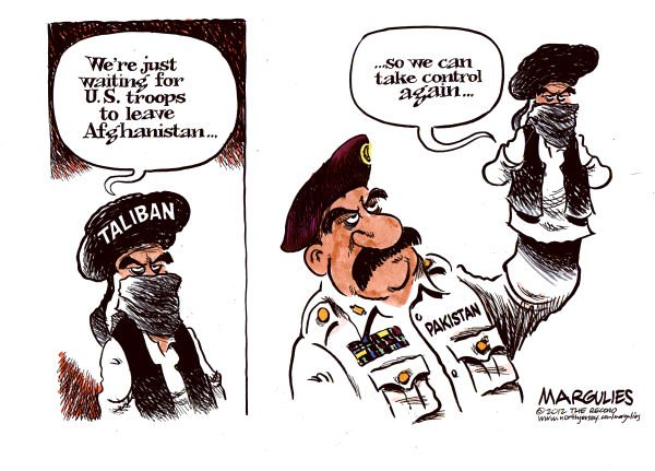 Jimmy Margulies - The Record of Hackensack, NJ - US troops leaving Afghanistan - English - Afghanistan, Taliban, Pakistan, Afghanistan war, Panetta, US military role in Afghanistan, al Qaeda