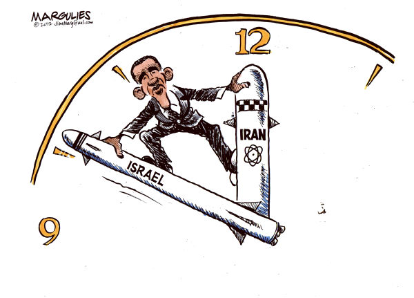Jimmy Margulies - The Record of Hackensack, NJ - Israel and Iran - English - Israel, Iran, Iran sanctions, Iran nukes