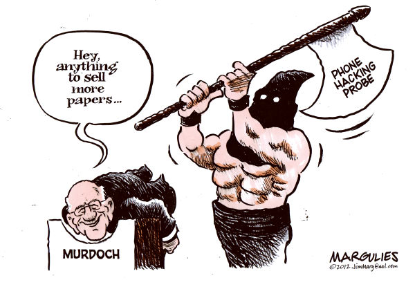 111150 600 Murdoch and phone hacking probe cartoons