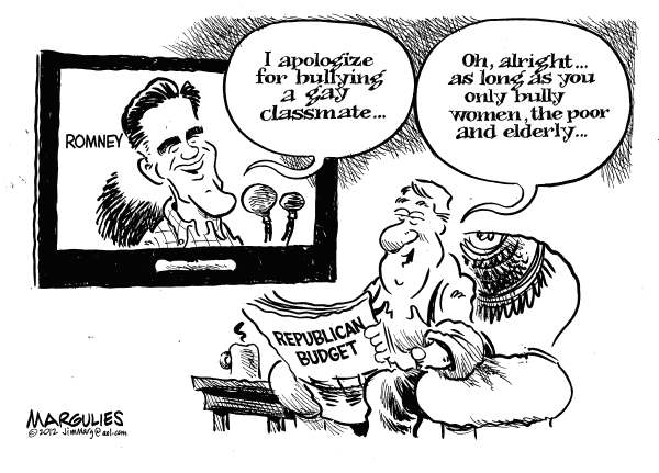 111631 600 Romney apology for bullying cartoons