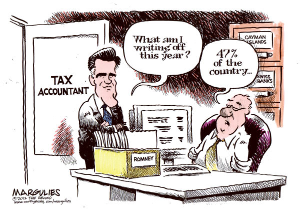 118948 600 Romney and the 47 percent cartoons