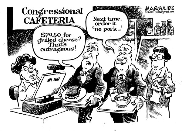 125015 600 Congressional pork cartoons