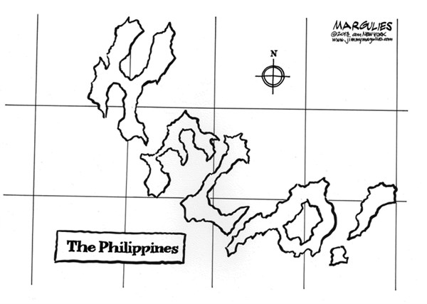 Jimmy Margulies - The Record of Hackensack, NJ - Philippines typhoon - English - Philippines typhoon, Philippines, natural disasters