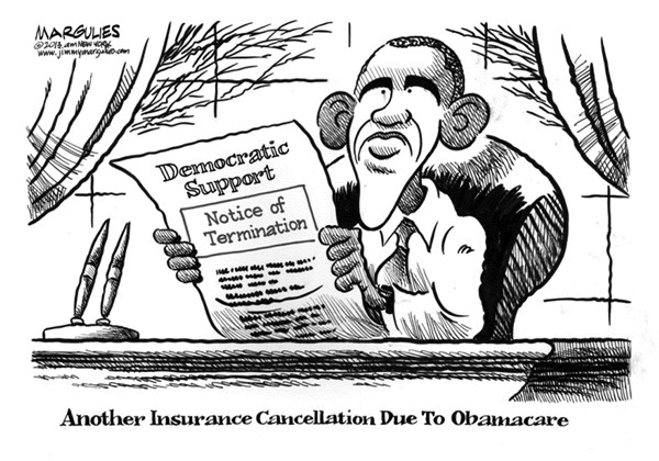 Jimmy Margulies - The Record of Hackensack, NJ - Obamacare and Democrats - English - Obamacare, Obamacare rollout, Obamacare and Democrats, Kathleen Sebelius