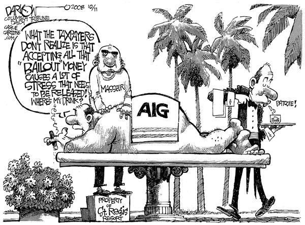56398 600 AIG Execs Rub It In cartoons