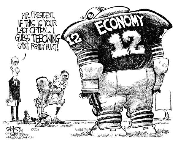 103105 600 Tebowing the Economy cartoons