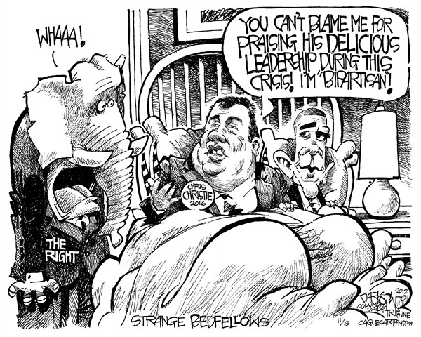 121760 600 Chris Christie Bipartisan cartoons