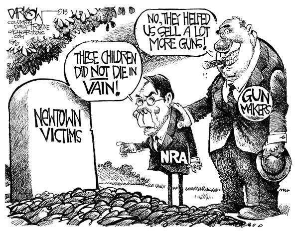 131325 600 NRA Looks on the Bright Side cartoons