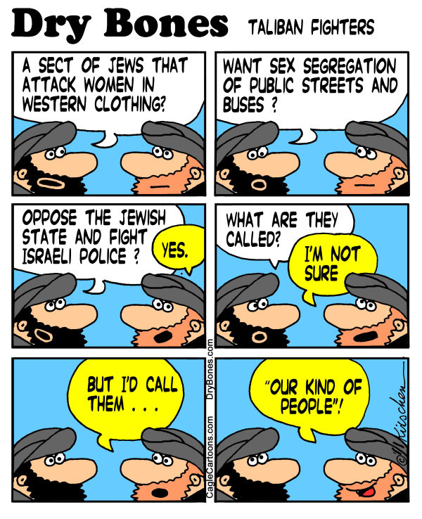 103613 600 Taliban and Israel cartoons