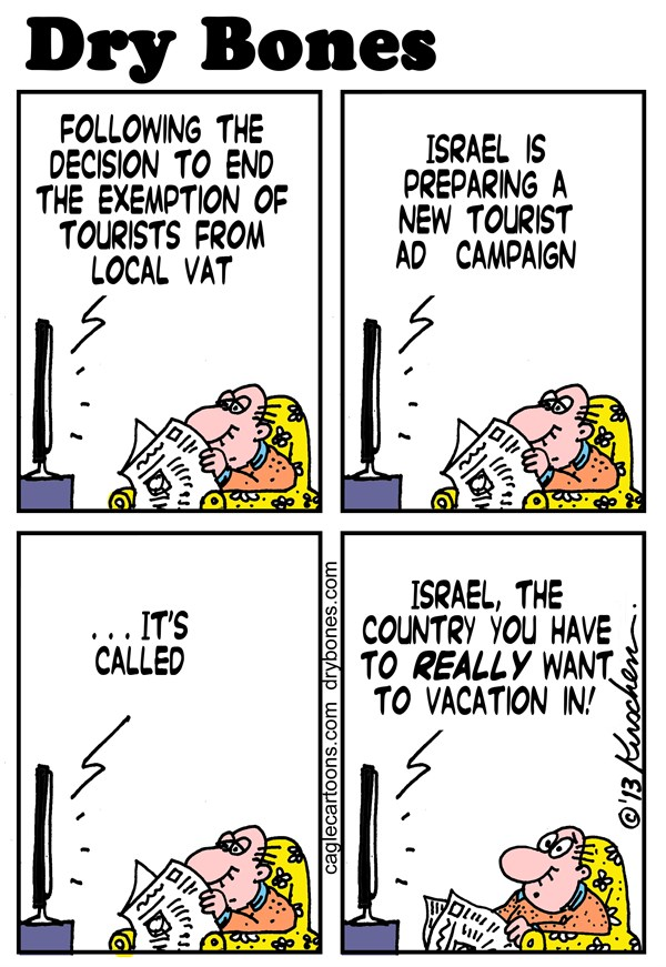 131589 600 Israeli Tourism cartoons