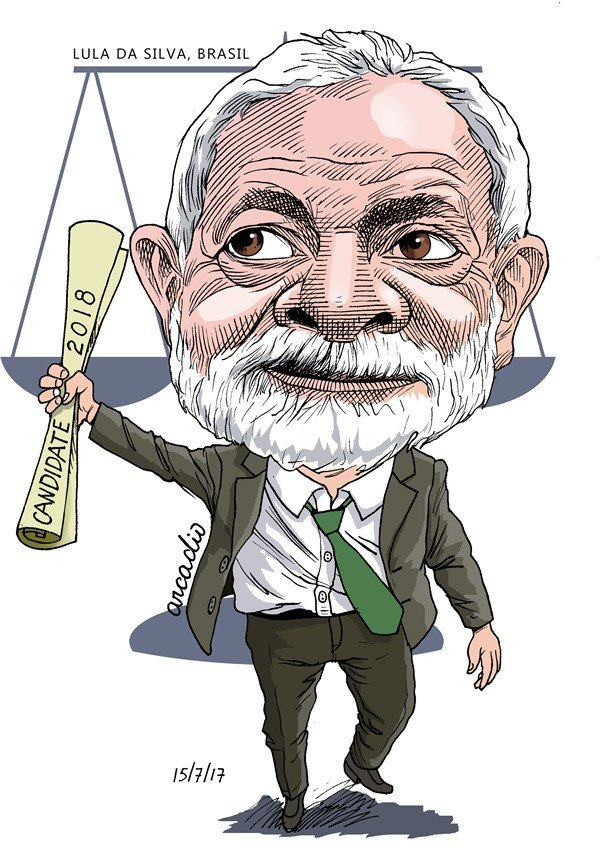 """lula latin singles Once a superstar of the latin american left, da silva, whom most brazilians know simply as """"lula,"""" has been caught up in brazil's sprawling political corruption scandals."""