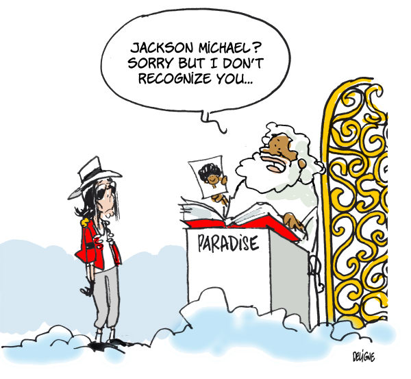 66104 600 Michael Jackson cartoons