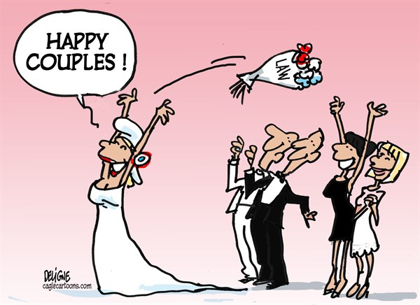 131010 600 French gay weddings cartoons