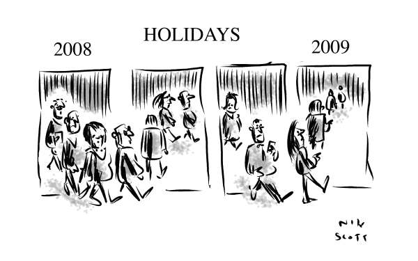 Nik Scott - Australia - The Importance of Holidays - English - holidays, 2009,2008