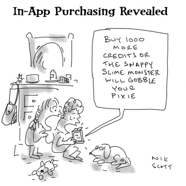 118913 600 In App Purchasing Revealed cartoons