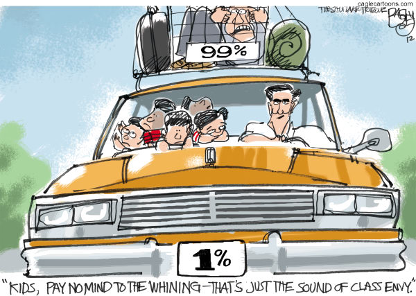 104703 600 Romney Road Trip cartoons
