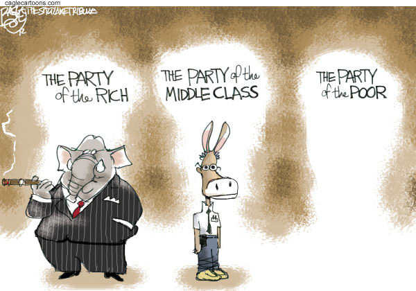 105141 600 Two Party System cartoons