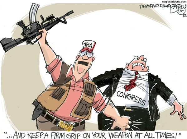 124146 600 NRA Grip on Congress cartoons