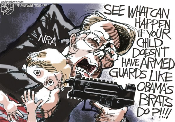 125639 600 NRA Child Safety cartoons