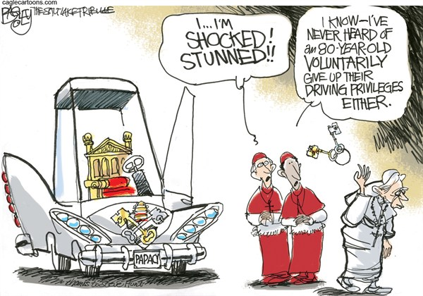 127000 600 Papal Abdication cartoons