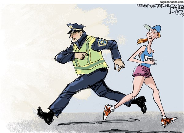 130287 600 Boston Marathon Attack   Runners cartoons