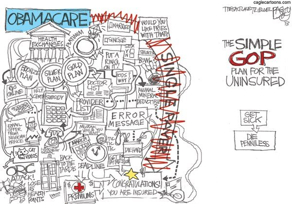 139066 600 Obamacare Rollout cartoons