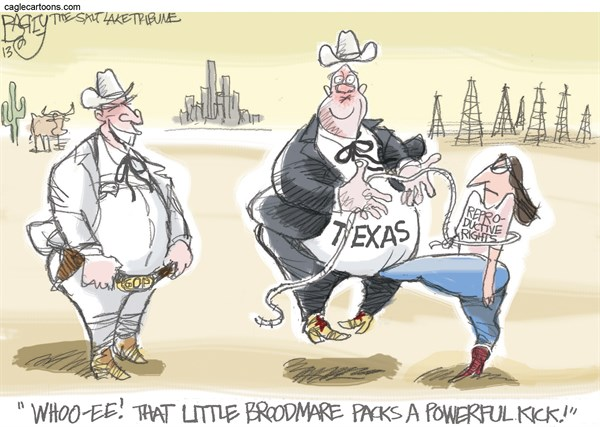 139392 600 Texas Heifers cartoons