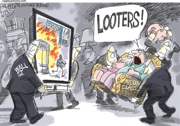 156883 600 Looters and Thugs cartoons