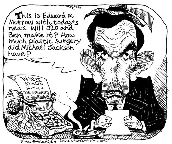 8243 600 Edward R Murrow cartoons