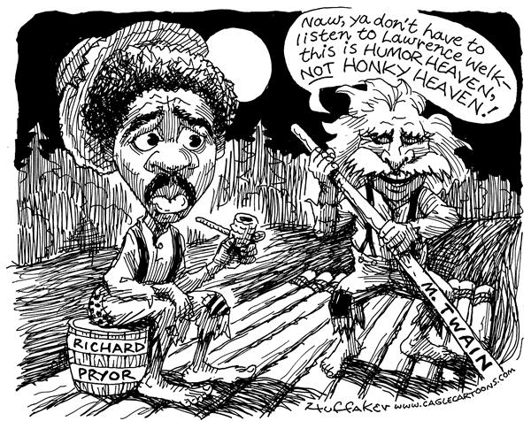 22143 600 Richard Pryor cartoons