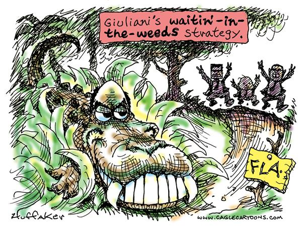 45989 600 Giuliani in the Weeds cartoons