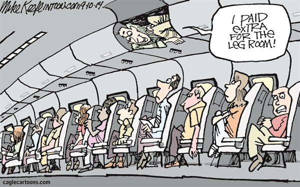 153485 600 Airline Passenger Seating cartoons