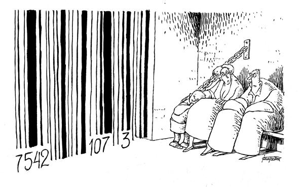 Michael Kountouris - Greece - Imprisonment - English - High prices, cost of living, barcode, family, prison