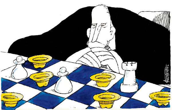 European Economy © Michael Kountouris,Greece,EU,Europe ,economy,recession,eurozone crisis,chess