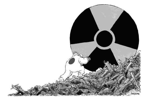 Michael Kountouris - Greece - Nuclear tragedy - English - Japan,nuclear ,catastrophe,