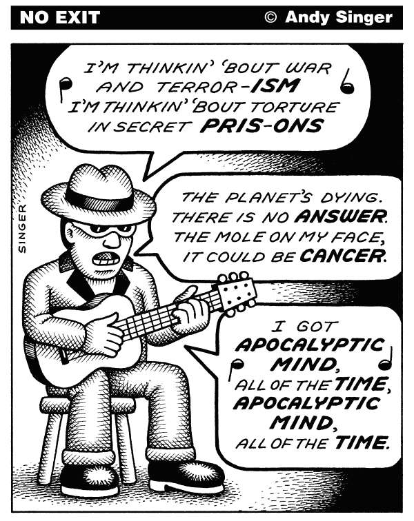 91312 600 Apocalyptic Mind Blues cartoons