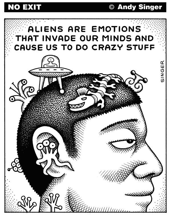 94032 600 Aliens are Emotions cartoons