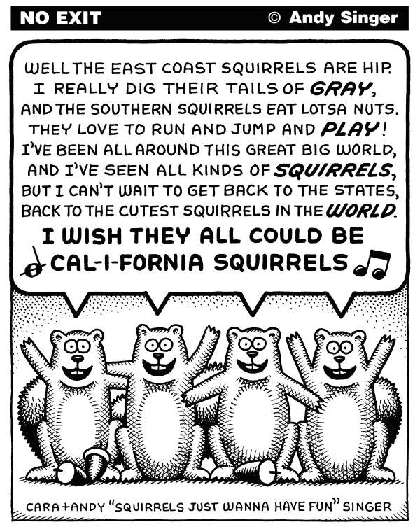 107928 600 Squirrels Squirrels Squirrels cartoons