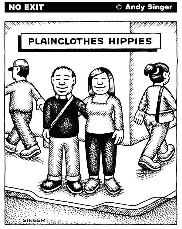 113869 600 Plainclothes Hippies cartoons