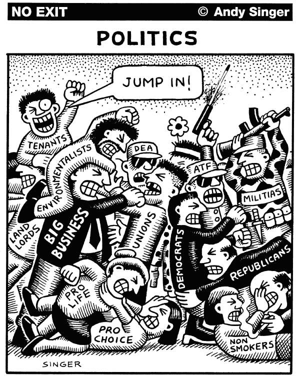 117413 600 Political Fighting cartoons