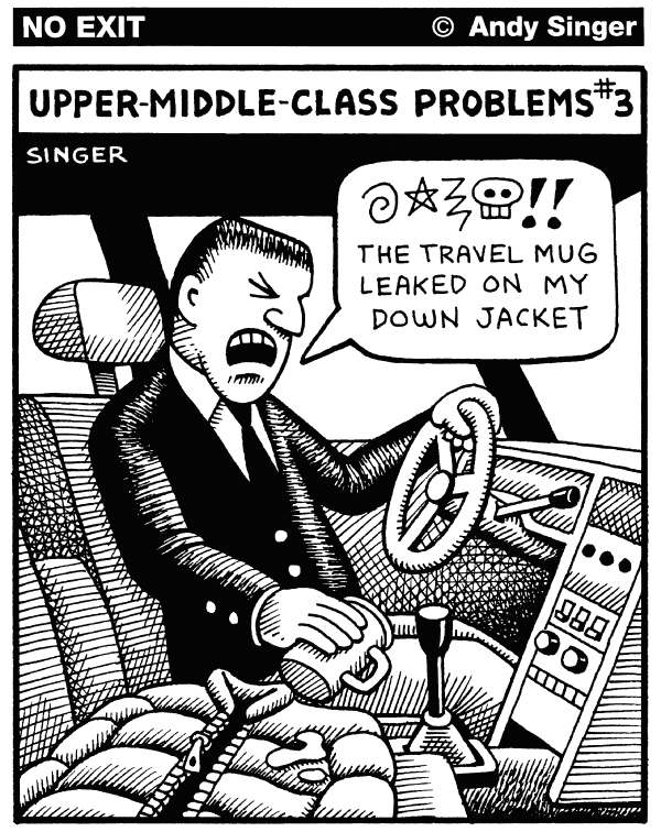 118954 600 Upper Middle Class Problems cartoons